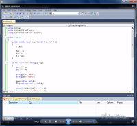 Video Kurs .NET 4.0 - zrzut ekranu