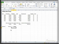 Kurs Excel 2010