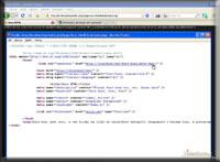Zrzut ekranu Pozycjonowania