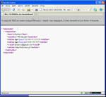 Kurs Video XML i DTD- zrzut ekranu