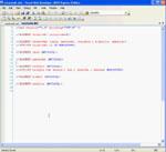 Kurs XML i DTD - zrzut ekranu
